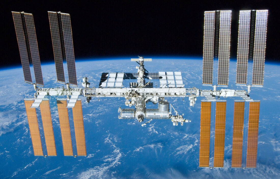 NASA's first 4K broadcast from the ISS will be live from AWS