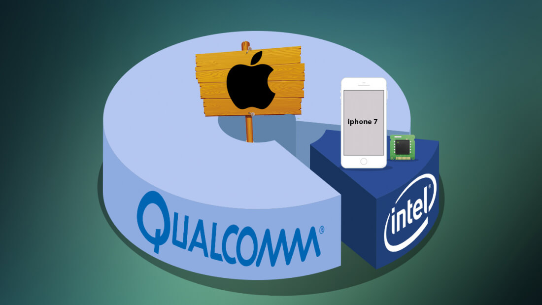 Qualcomm is suing Apple for intentionally hindering chipsets on some iPhones