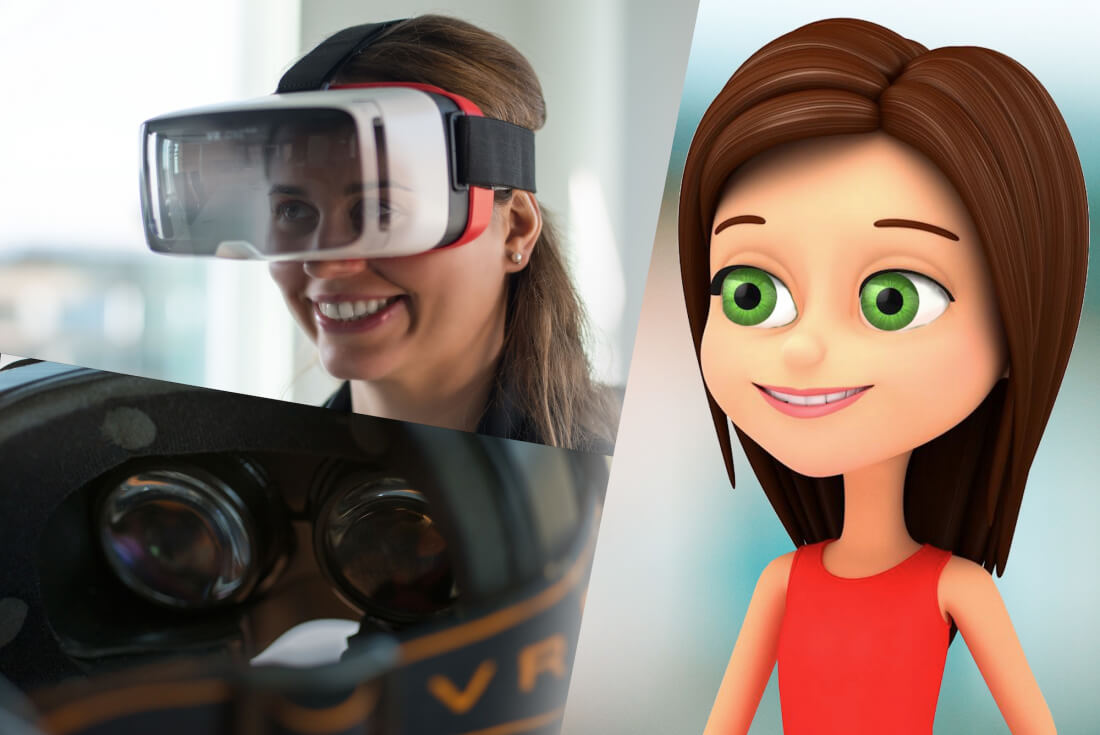 'Face-sensing' VR headsets to read players' facial expressions