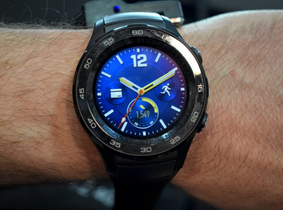 Huawei CEO says he doesn't know why we need smartwatches