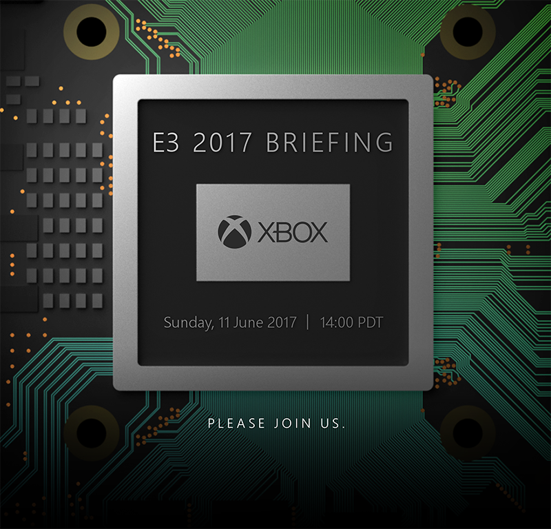 Microsoft to share Project Scorpio details at E3 2017