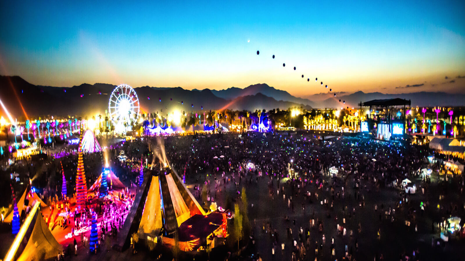 Coachella attendees use 'Find my Phone' to locate man accused of stealing over 130 handsets