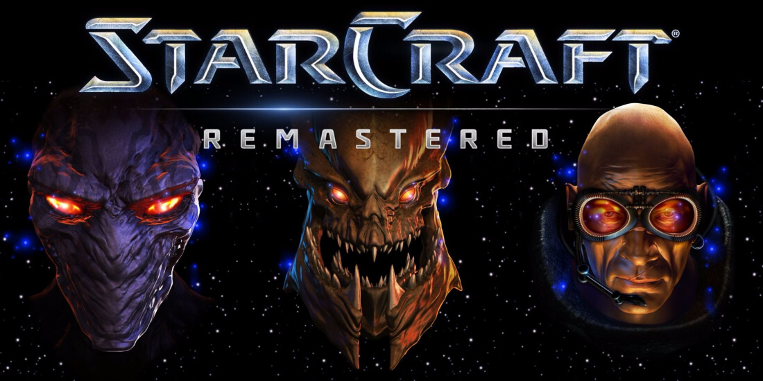 Play StarCraft for free with updated graphics