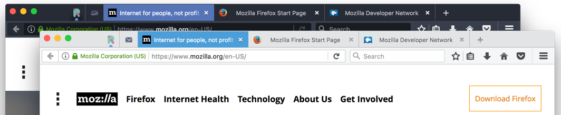 Firefox 53 drops support for Windows XP and Vista, reduces crashes