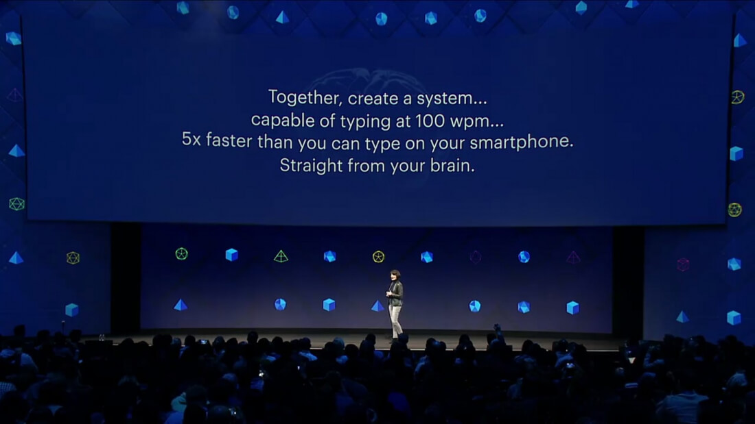Facebook working on tech that lets people type using the