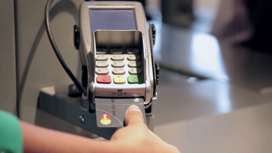 Mastercard is testing credit cards with embedded fingerprint sensors
