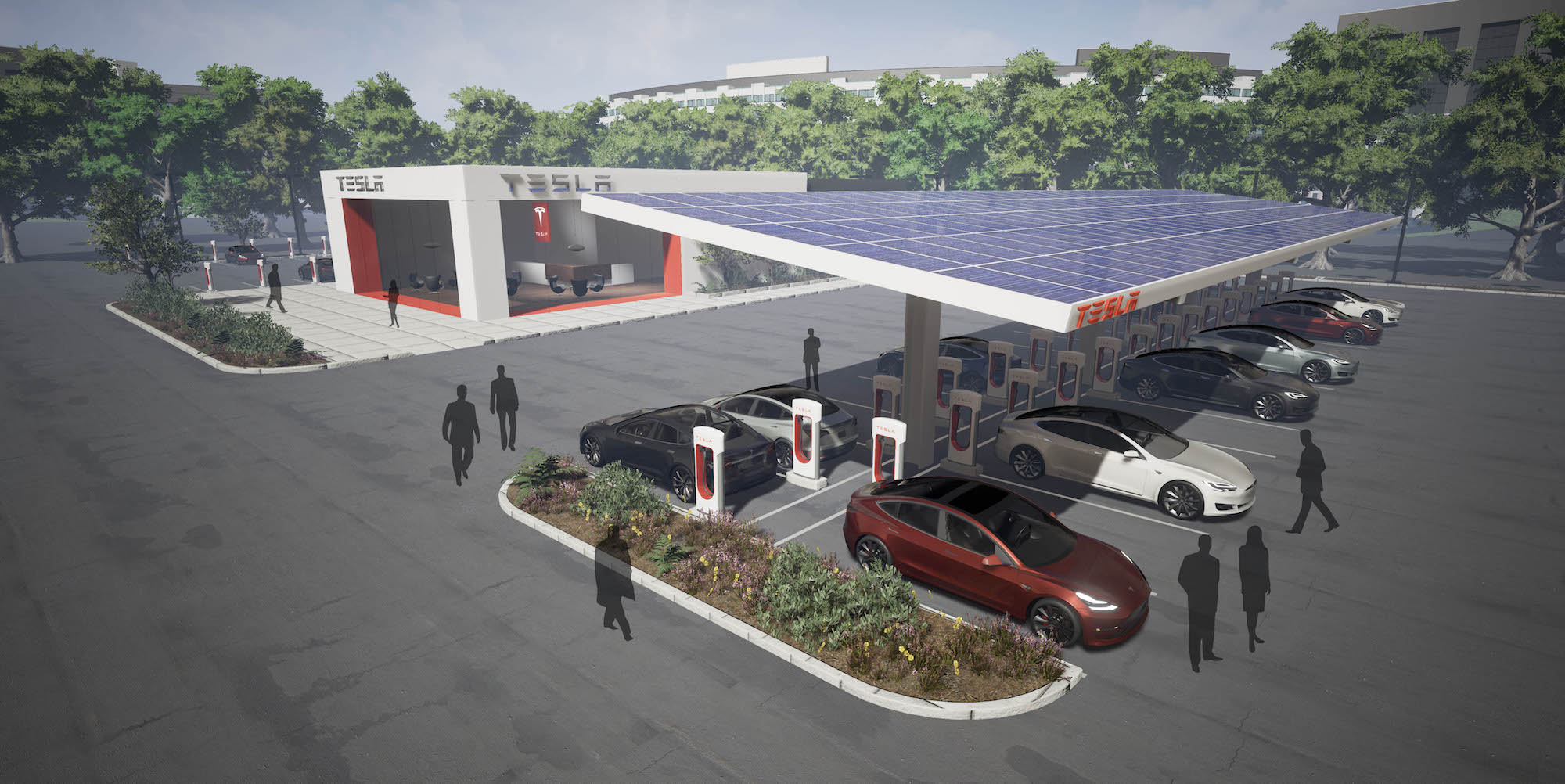 Tesla to double the number of Superchargers worldwide in 2017 ahead of Model 3 launch