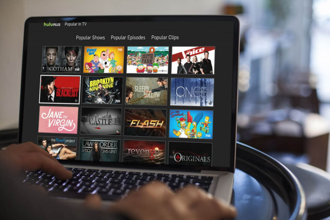 Just 23% of people now prefer watching TV shows on televisions