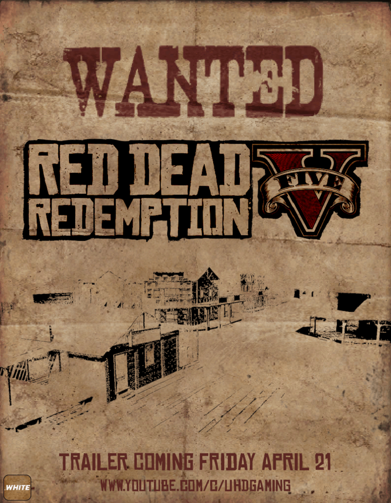 Red Dead Redemption map project for GTA V canceled after Take Two contacts modding team