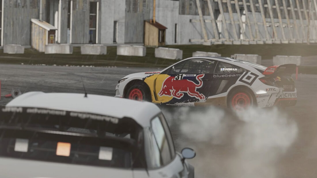 Improved tire physics in Project Cars 2 makes the game more realistic and accessible