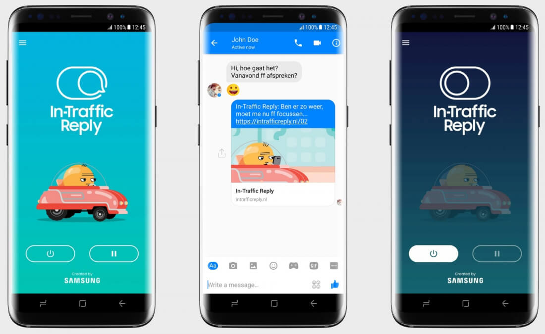 No Text While Driving App >> New Samsung App Could Stop Your Phone Distracting You While