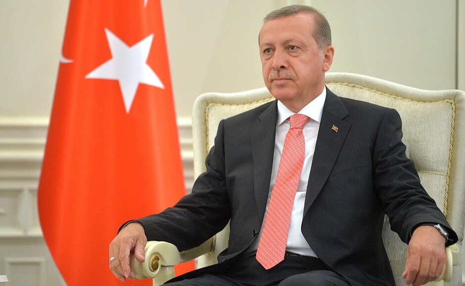 Turkey blocks access to Wikipedia for smear campaign against country