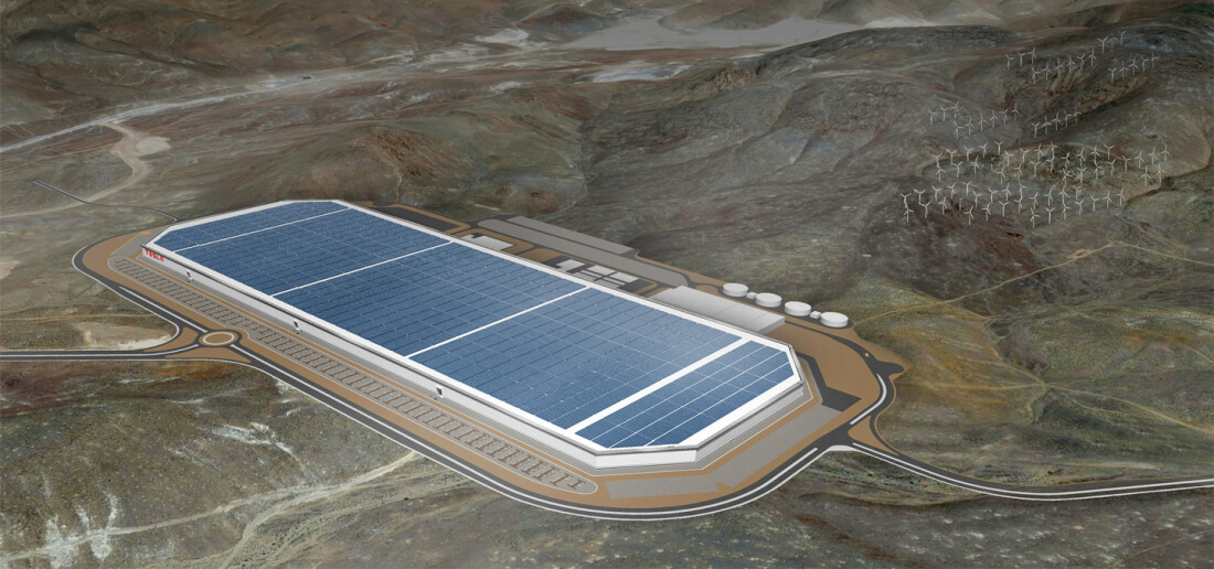 Tesla has plans to announce 4 more Gigafactories this year