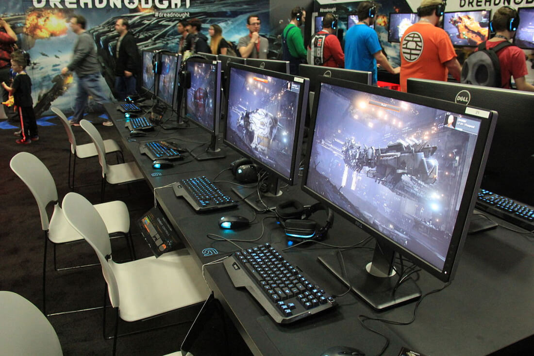 Gaming PC sales growing fast in the US