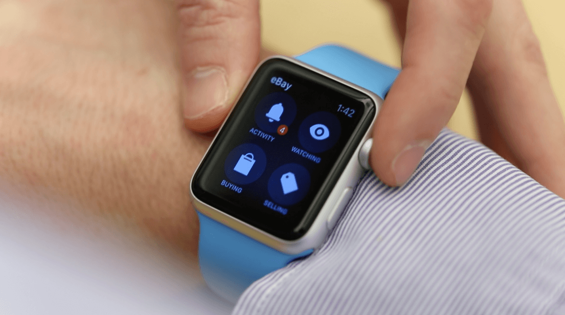 Amazon, eBay remove their Apple Watch apps; Google Maps also gone but expected to return