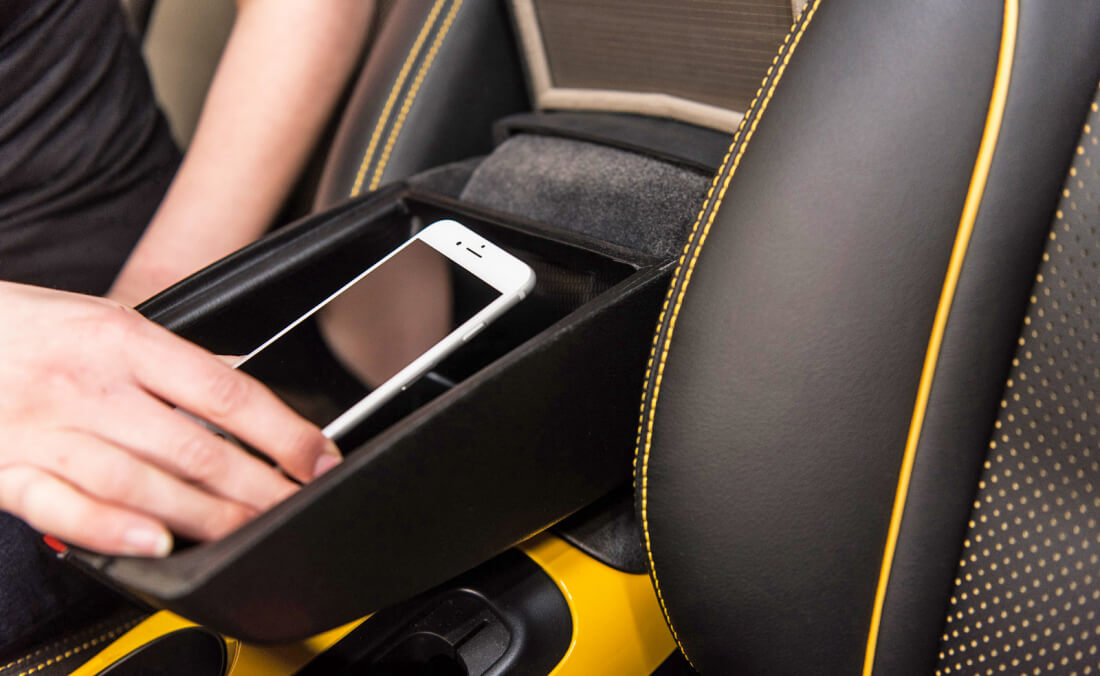Nissan using 180-year-old tech to stop smartphones from distracting drivers