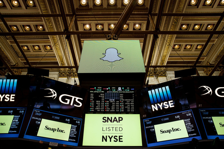 Snapchat has signed deals with several major media companies to produce original content for its platform