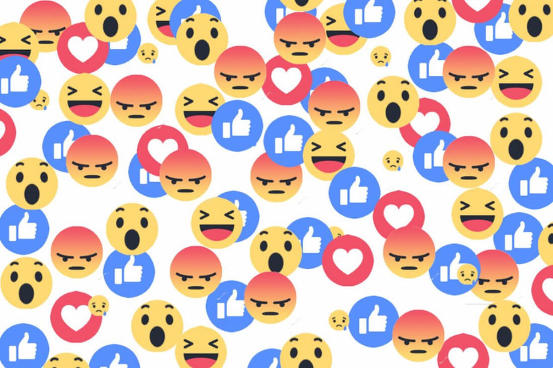 You can now use Facebook Reactions in the site's comments section