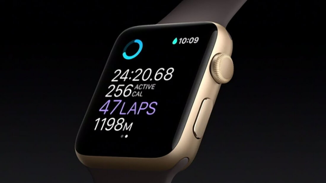 The Apple Watch outsold every other wearable last quarter