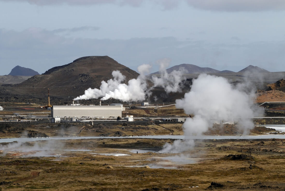 Iceland is drilling into a volcano to generate geothermal energy