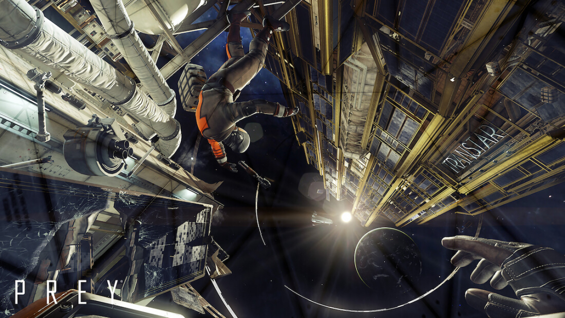 'Prey' really was optimized for PC