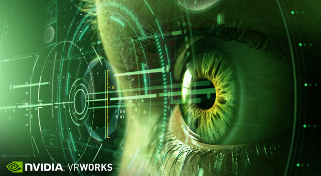 Nvidia GPUs are not just for graphics anymore with the VRWorks SDK