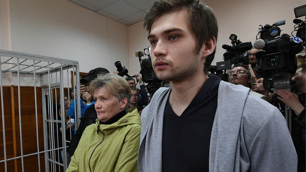 Russian blogger given 3.5-year suspended jail sentence for playing Pokémon Go in church