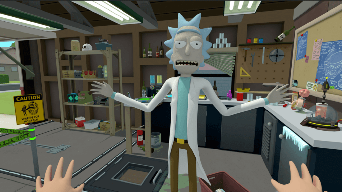 Google acquires Owlchemy Labs, the VR game studio behind Job Simulator, Rick and Morty: Virtual Rick-ality