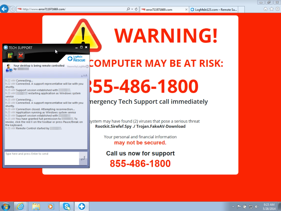 The Ftc Cracks Down On Tech Support Scammers Techspot