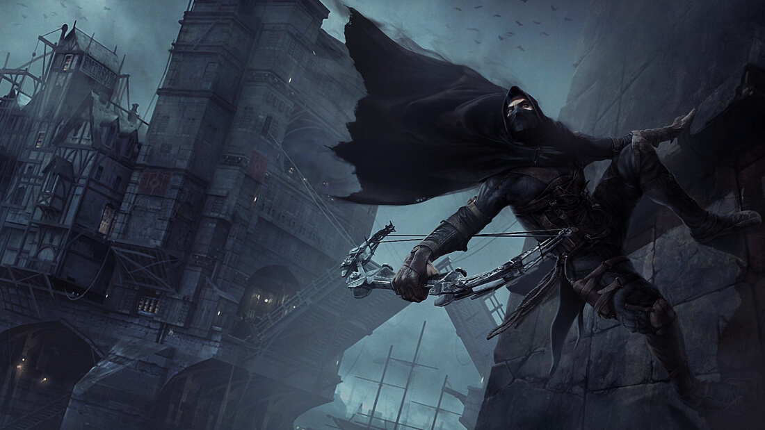 Eidos Montreal says you can forget about a Thief 5