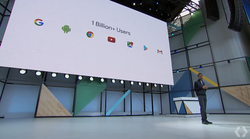 Android is now installed on more than two billion active devices