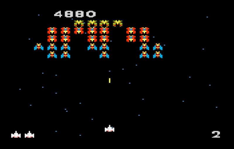 Weekend Open Forum: What was the first game you ever played?