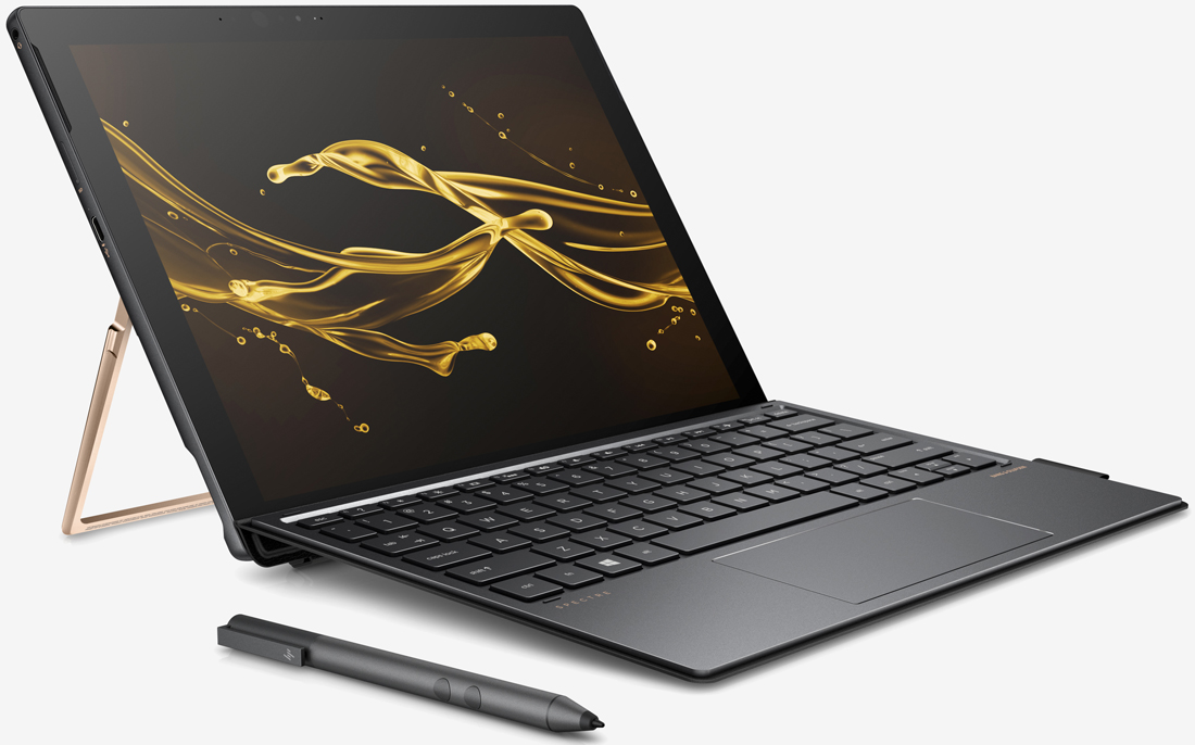 Hp Brings Kaby Lake New Pen And More To Spectre X2 Hybrid