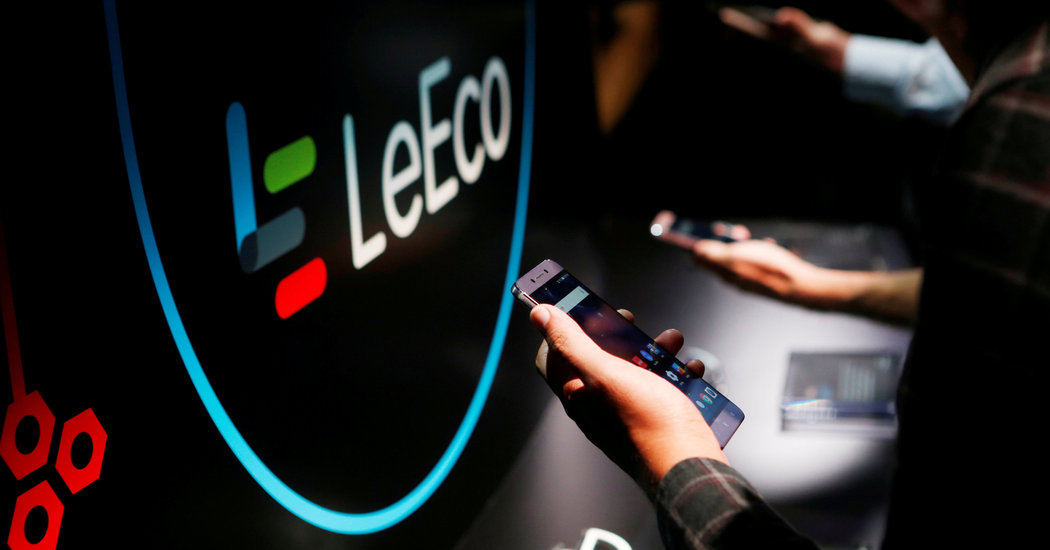 LeEco is laying off 70 percent of its US-based workforce