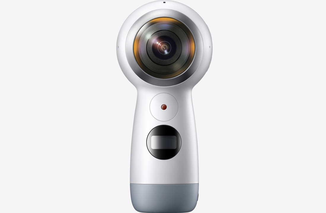 Samsung's revised Gear 360 camera goes on sale tomorrow for $229