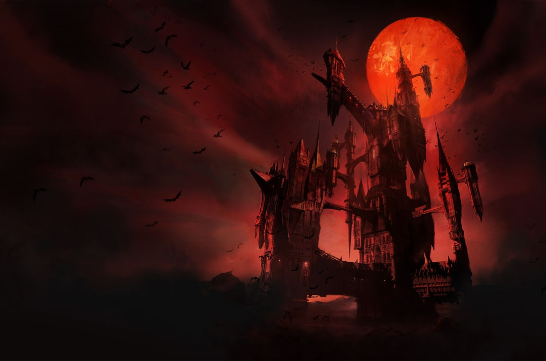 Check out the first teaser for Netflix's animated 'Castlevania' series