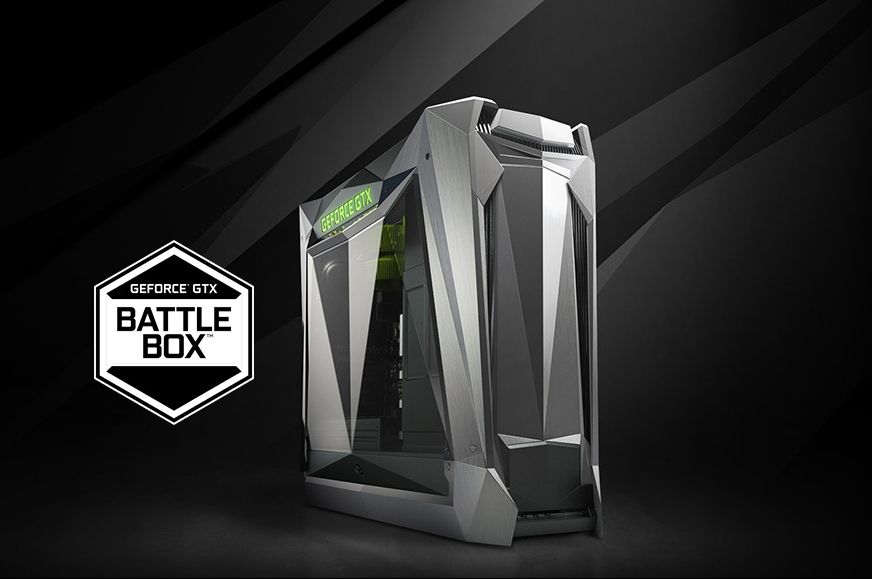 Nvidia updates GeForce GTX Battlebox program with two new configurations