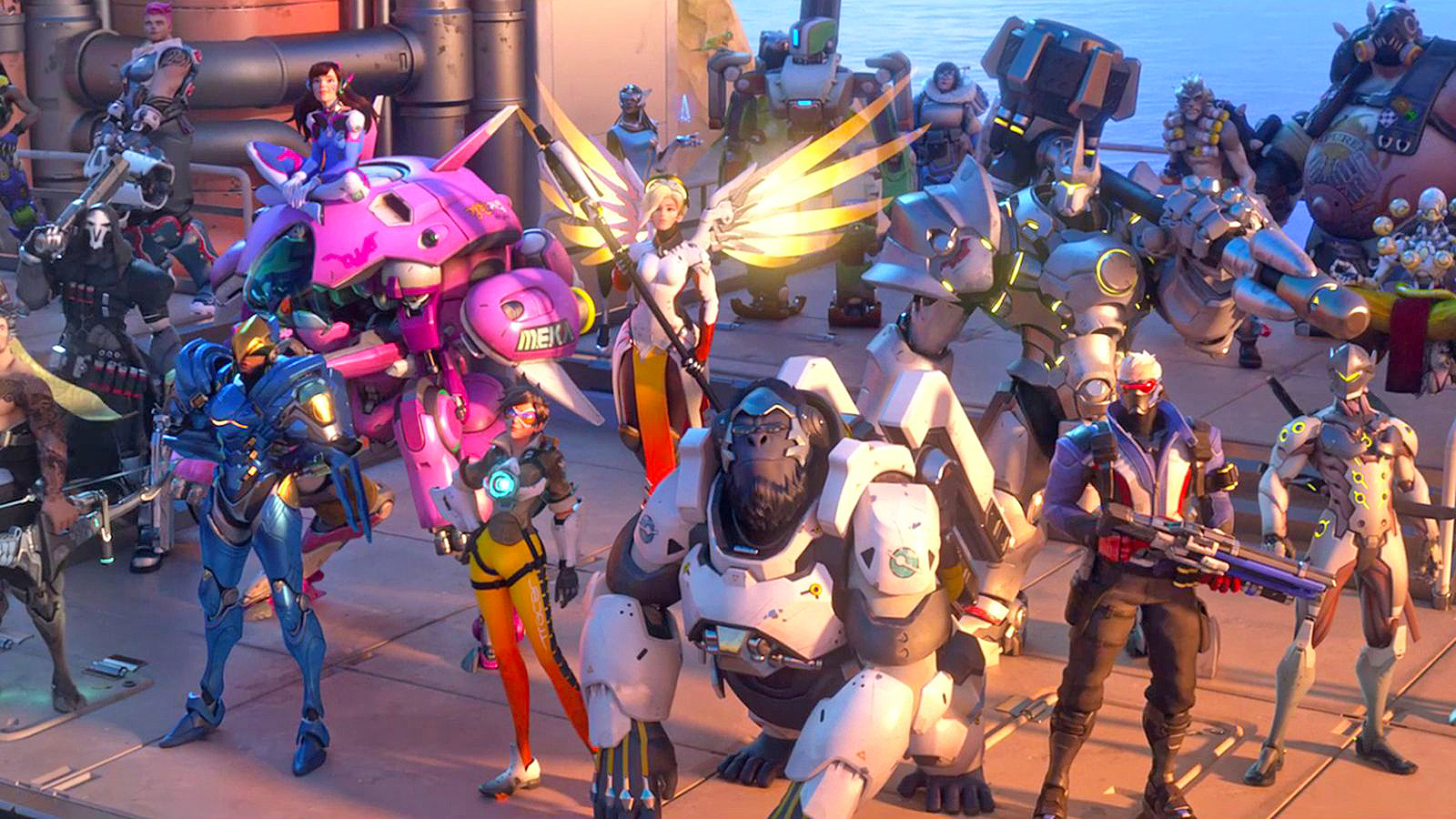 'Overwatch' is free to play this holiday weekend
