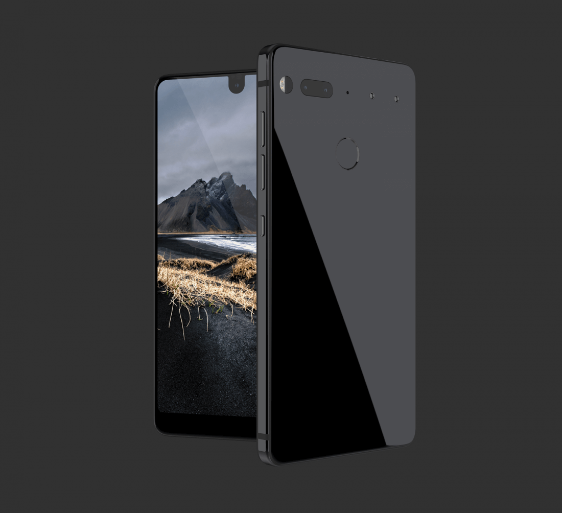 Android co-creator unveils the $700 Essential smartphone