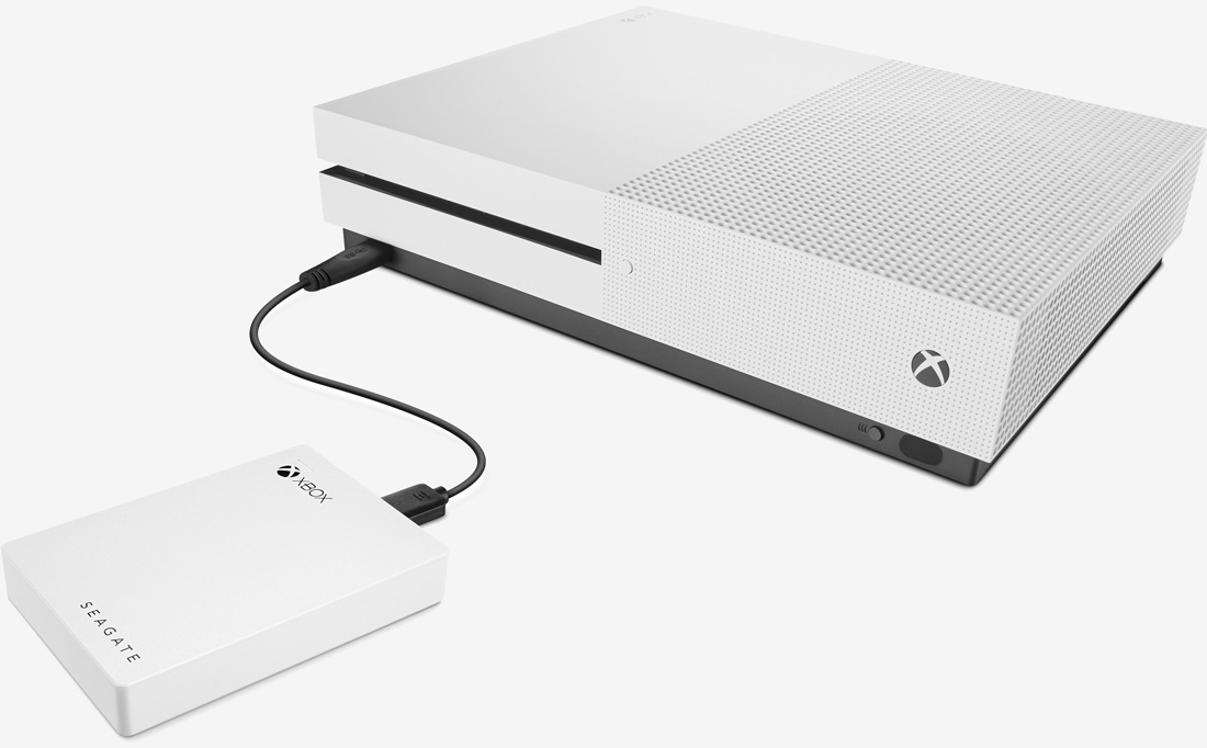 Get the most out of Microsoft's Xbox Game Pass with Seagate's new external hard drive