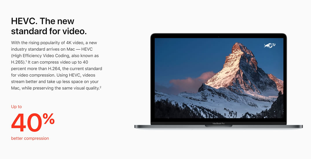Apple announces macOS High Sierra at WWDC, public beta