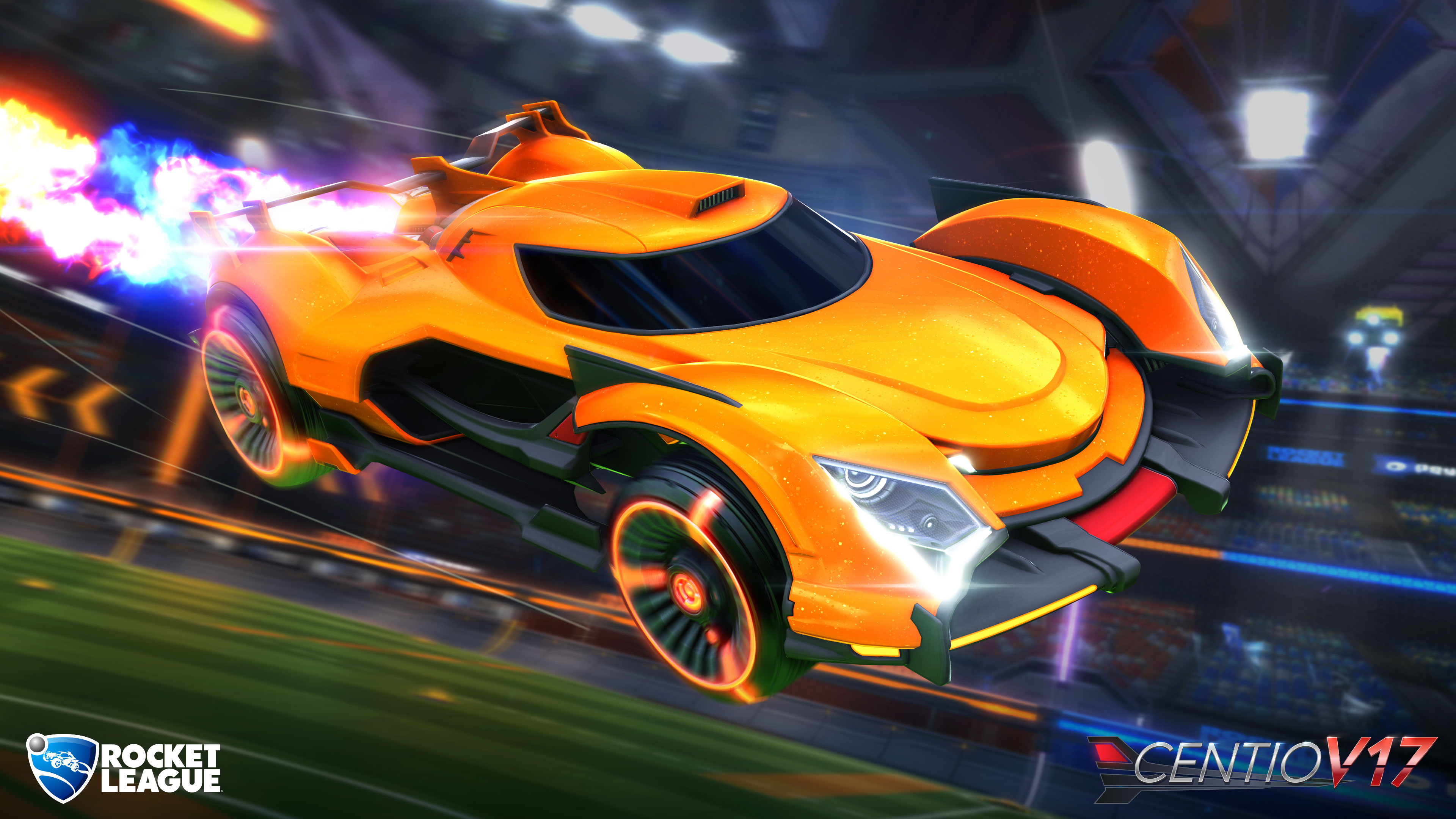 Rocket League To Celebrate Second Birthday With Major