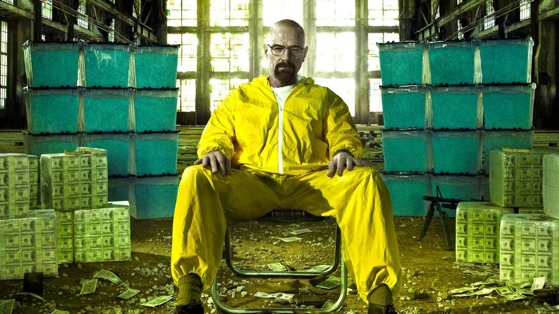 A 'Breaking Bad' VR collaboration between Vince Gilligan and PlayStation is underway