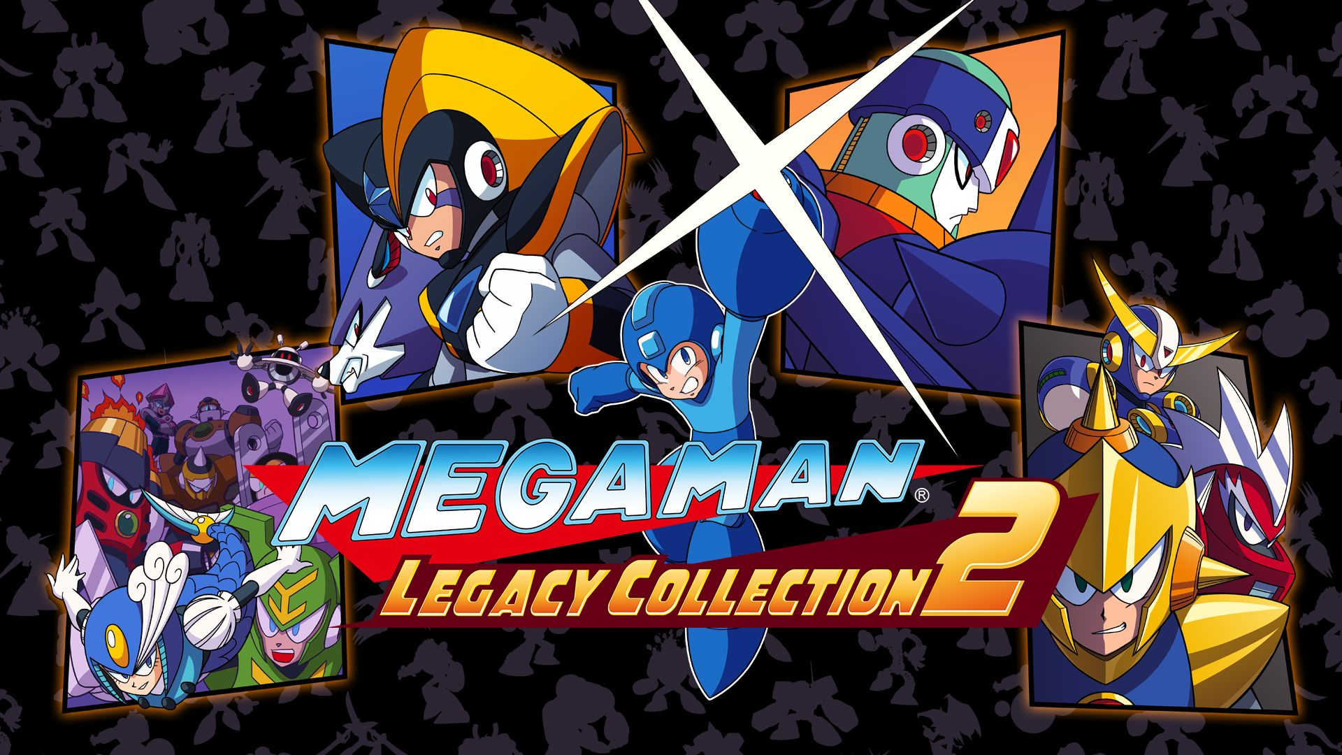 Capcom announces Mega Man Legacy Collection 2, coming this August