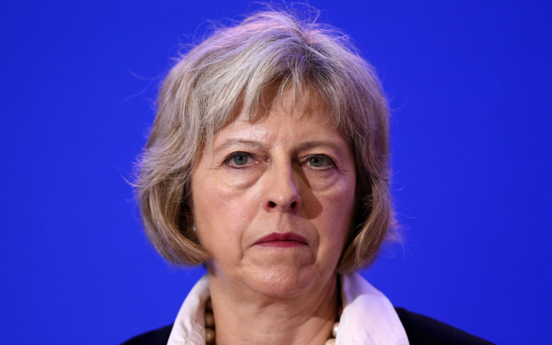 British Prime Minister calls for the internet to be regulated in wake of terrorist attacks