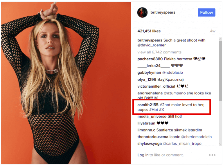 Russian hacker group used Britney Spears' Instagram to hide their control servers