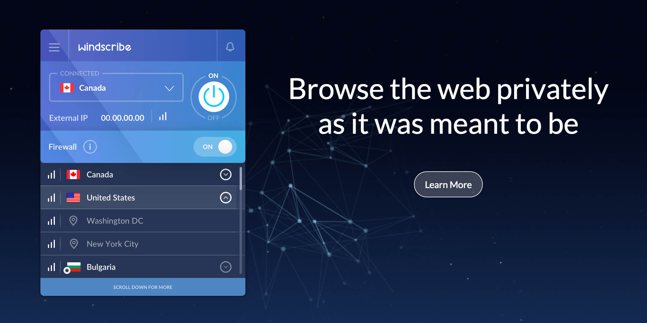 Get a lifetime of Windscribe VPN at a discount and reclaim your internet privacy