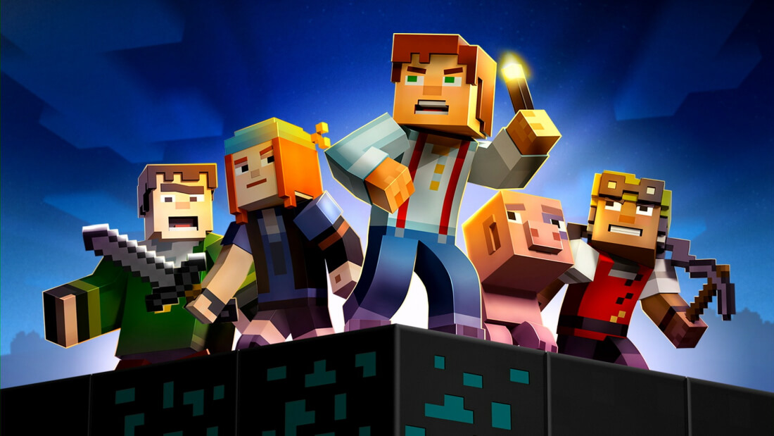 download minecraft story mode season 1 episode 2