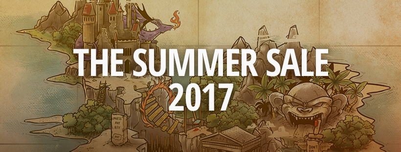 GOG kicks off annual summer sale with free game offer