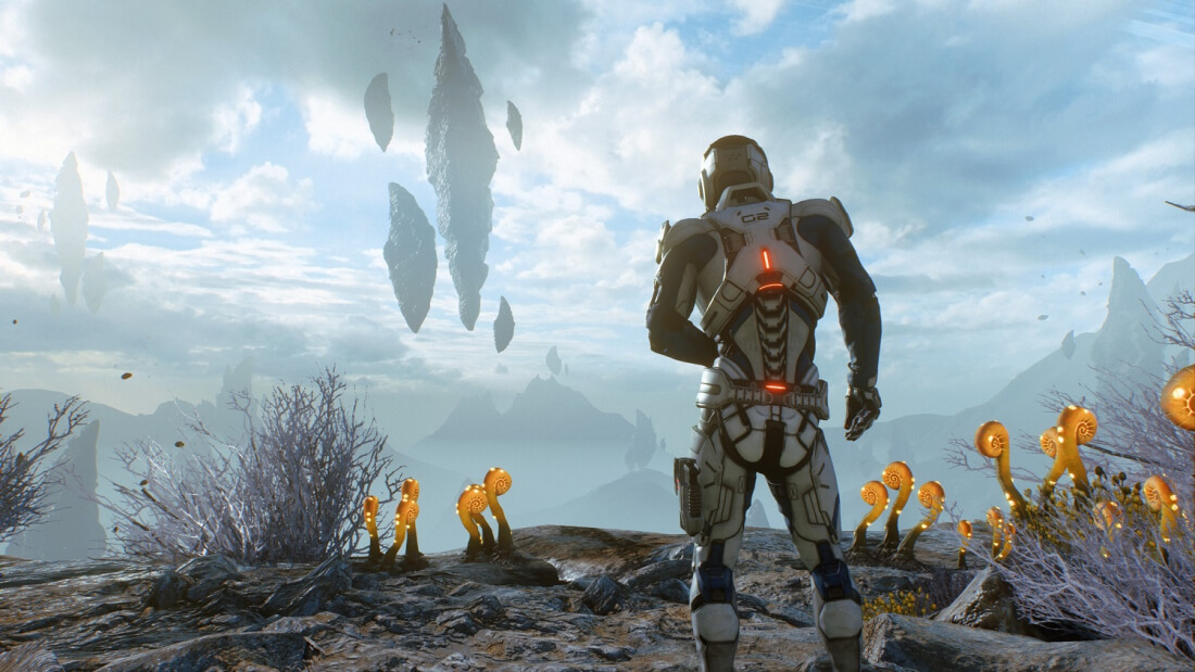 Troubled production meant most of Mass Effect Andromeda was developed in just 18 months